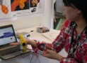 Device Simulates the Sensation of an Object Passing Through Your Hand