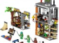 LEGO Ninja Turtles Turtle Lair Attack