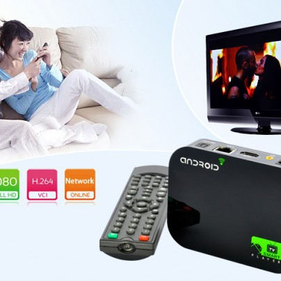 "Android 4.0 TV Box ""SmartDroid"""