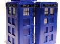 Dr. Who Tardis Box