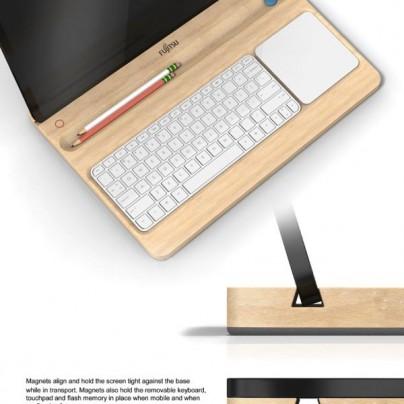 Tray 'FUJITSU design award 2011'