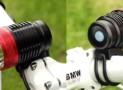 Bicycle Headlight and Headlamp