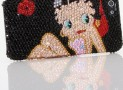 Betty Boop iphone 5 Luxury Swarovski Crystal Diamond