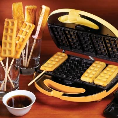 2-in-1 Breakfast Treats Maker