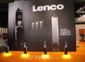 Lenco iPod Docking Station Supporting 3D Sound