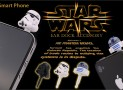 Star Wars Charapin Earphone Jack Accessory