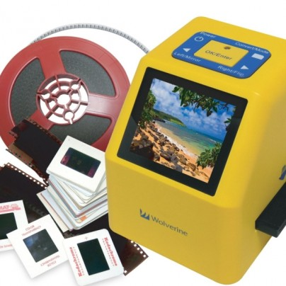 4-In-1 Film to Digital Converter