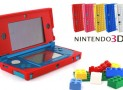 Nintendo 3DS Block Silicon Case