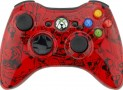 32 Mode Modded Rapid Fire Xbox 360 Controller in RED