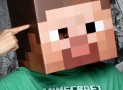 Minecraft 12″ Steve Head Costume Mask