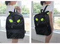 Backpack Night Owl Backpack School Shoulder Bags