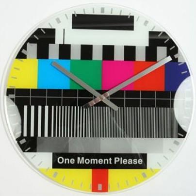 Printed Clock