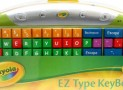 Crayola EZ-Type Multimedia Keyboard