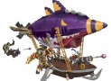 Mega Bloks World of Warcraft Goblin Zeppelin