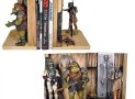 Star Wars Jabba's Palace Bookends Statue Sculpture