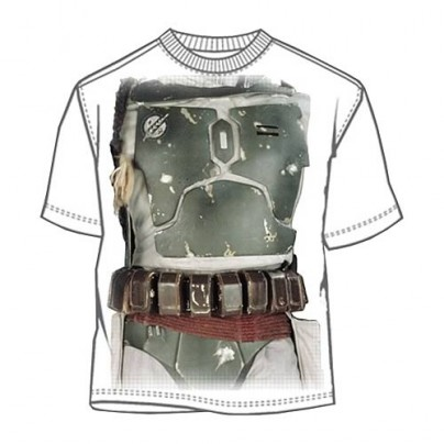 Star Wars Boba Fett Costume T-Shirt