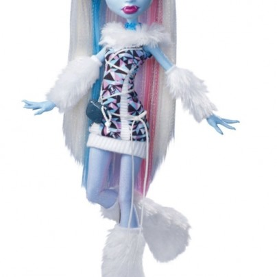 Abbey Bominable Doll Daughter of the Yeti