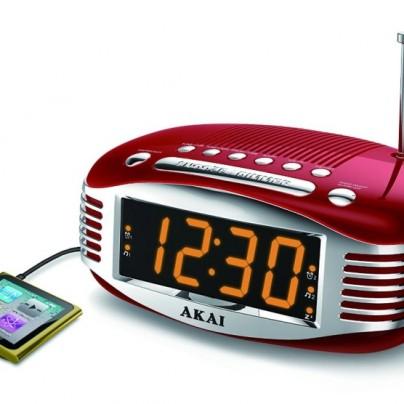 Akai  Alarm Clock Radio