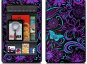 Kindle Fire Skin Fascinating Surprise