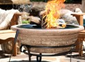 Old Frontier Brick Magnesia Fire