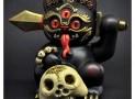 Andrew Bell Mahakala Misfortune Cat 5-Inch Vinyl Figure