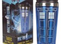 Doctor Who TARDIS 16 oz. Travel Mug