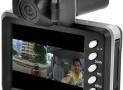 720P Dual Camera Car DVR