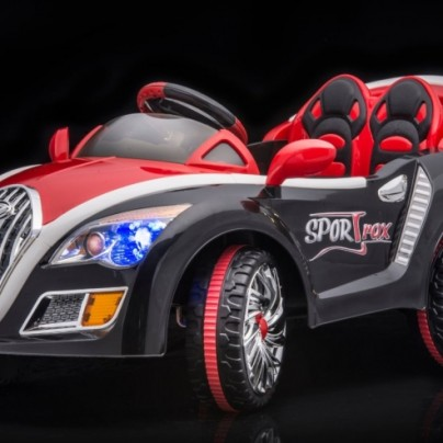 Bugatti Style Kid's Ride On Car