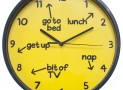 ACTIVITY INSTRUCTIONS WALL CLOCK