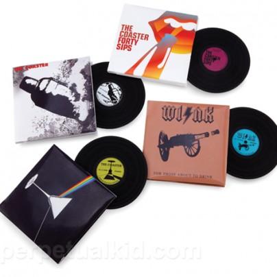 CLASSIC ROCK ALBUM COASTERS