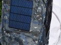 Camouflage Solar Backpack and Cell Phone Charger