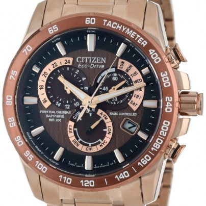 Citizen Men's A-T Atomic Clock Synchronization Watch