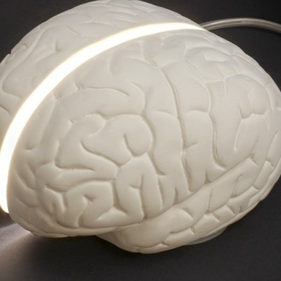 Brainstorm's LED light