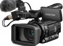 Sony XDCAM HD with the PMW-100