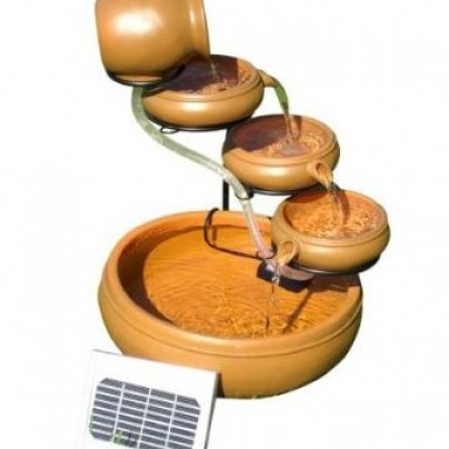 Kyoto Solar Cascading Fountain Kit