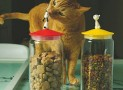 Cat food tin yellow MiòJar