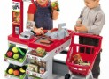 Smoby Supermarket with Trolly Playset