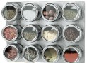 Click magnetic spice rack