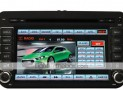 7″ Digital Touch Screen 2-Din Car DVD Player