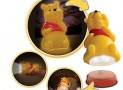 Spearmark Winnie The Pooh Bedside Buddy Torch