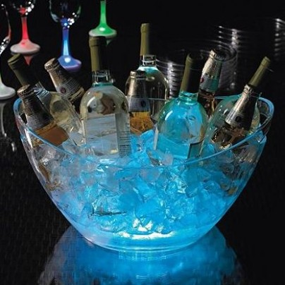 LED Beverage Tub