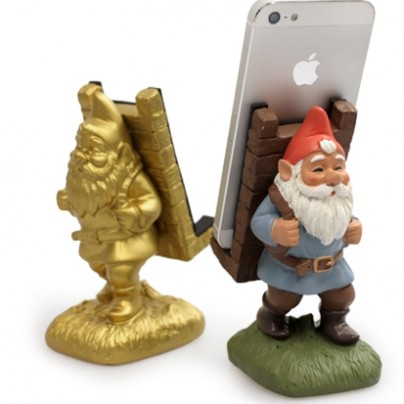 Motif. Cute Dwarf Characters Smartphone Stand