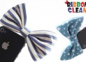 Ribbon Clean Earphone Jack Mascot