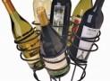 6-Bottle Bouquet Wine Rack