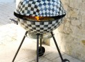 """Courtly Check"" Grill"