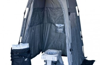 Complete Portable Toilet System