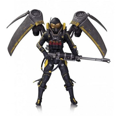 Batman Arkham Origins Series 2 Firefly Action Figure