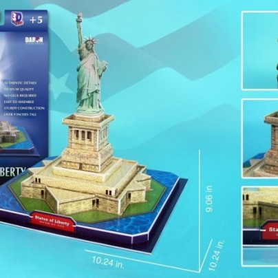 Daron Statue of Liberty 3D Puzzle