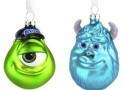 Disney Monsters University Ornament Set