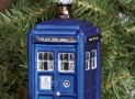 Doctor Who Tardis Ornament